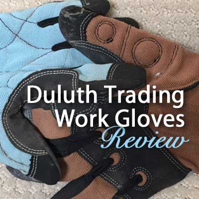 Duluth Trading work gloves review
