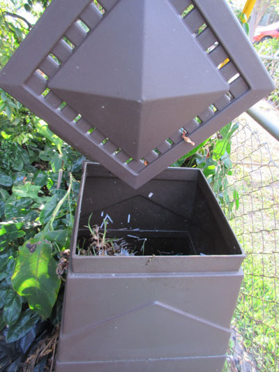 Eco Stack composter lid