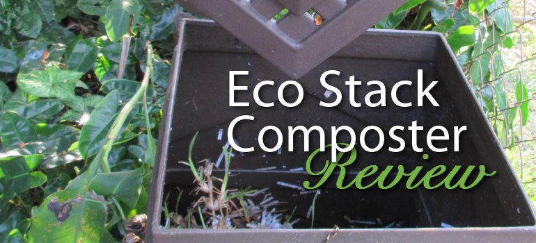 Eco Stack Composter review