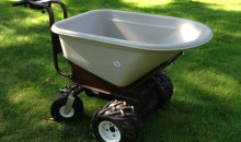 Electric Wheelbarrow Review