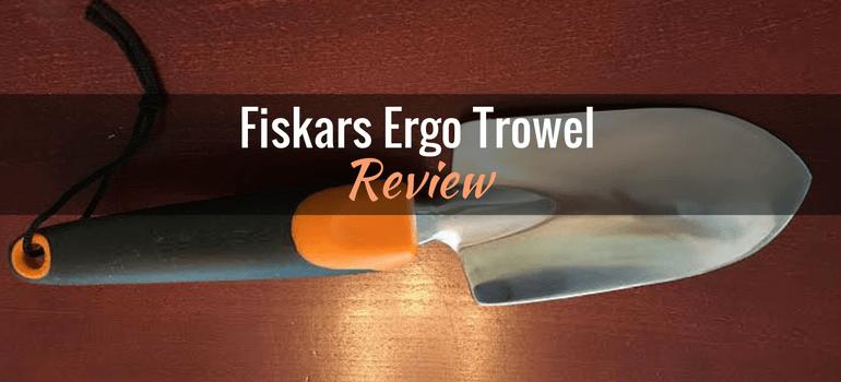 Fiskars Ergo Trowel feature image