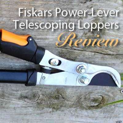 Fiskars Telescoping Power-Lever Bypass Lopper