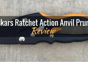 Fiskars Ratchet Action Anvil Pruner