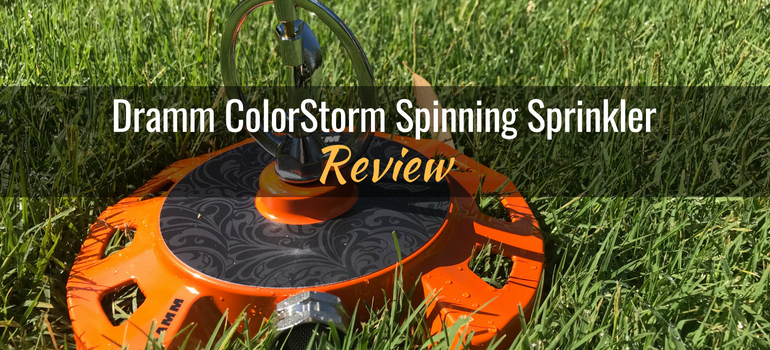 Dramm spinning sprinkler Featured Image