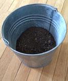 Garden soil for seed starting