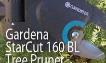 Gardena StarCut 160 BL Tree Pruner: Product Review