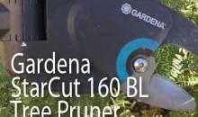 Gardena StarCut 160 BL Tree Pruner: Product Review