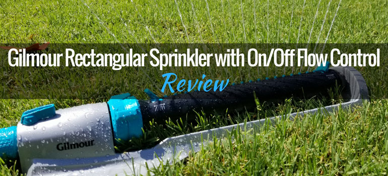 Gilmour Rectangular Sprinkler Featured Image