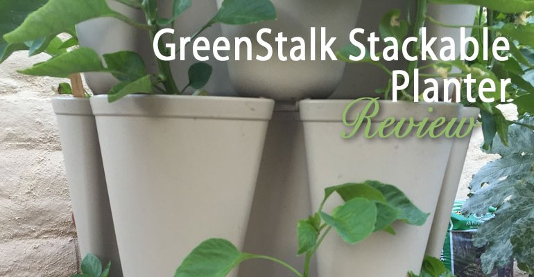 GreenStalk Stackable Planter review