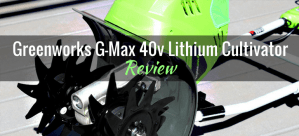 Greenworks Lithium Cultivator Featured