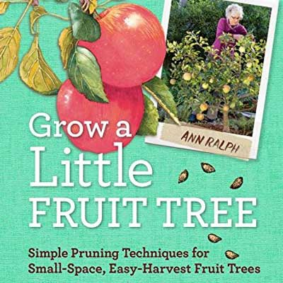 Book Review of Grow a Little Fruit Tree