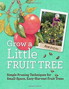 Front cover of Grow a Little Fruit Tree