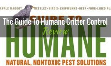 The Guide To Humane Critter Control: Natural, Nontoxic Pest Solutions To Protect Your Yard And Garden by Theresa Rooney: Book Review