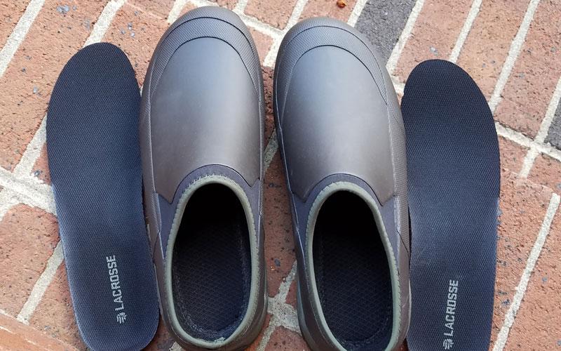 LaCrosse Alpha Muddy Mule Shoe inserts