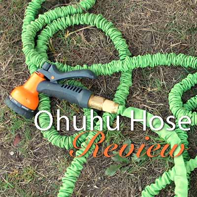 Ohuhu Expandable Garden Hose-Review