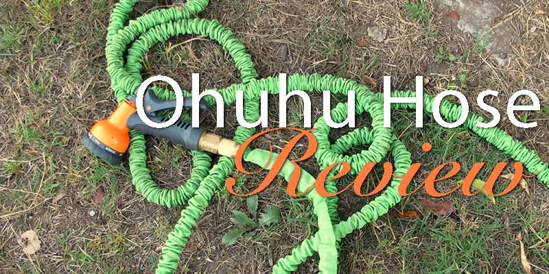 Ohuhu Expandable Garden Hose: Product Review