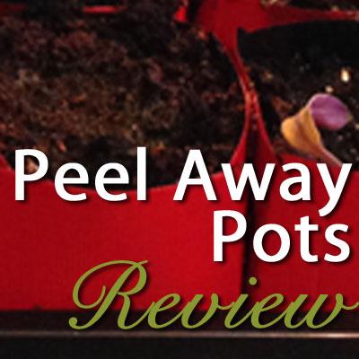 Peel Away Pots Review