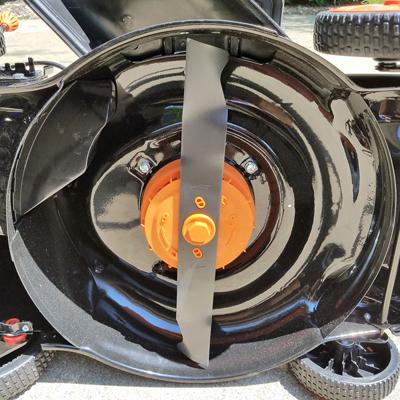Redback mower blade