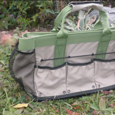 Stay organized with the Puddle-Proof Field Bag