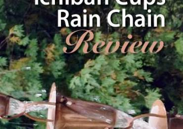 rain chain review