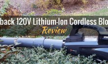 Redback 120V Lithium-Ion Cordless Blower: Product Review