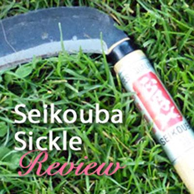 Seikouba Sickle from Hida Tools