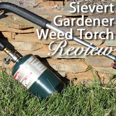 Sievert Gardener Weed Torch