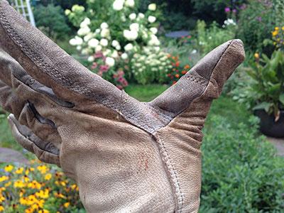 Short hand fit on StoneBreaker Gloves