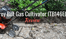 Troy-Bilt Gas Cultivator (TB146EC): Product Review