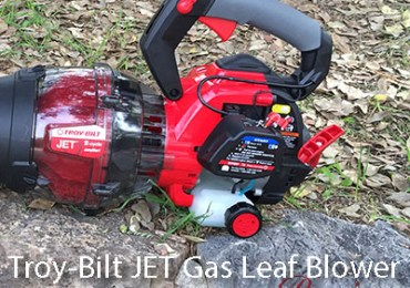 Troy-Bilt JET Gas Leaf Blower (TB2MB): Review