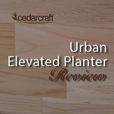 Urban Elevated Planter