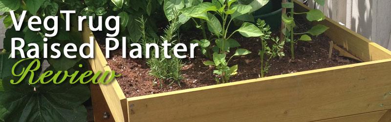 VegTrug Raised Planter