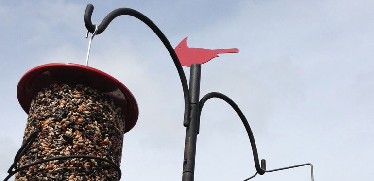 Advanced Pole System from Wild Birds Unlimited