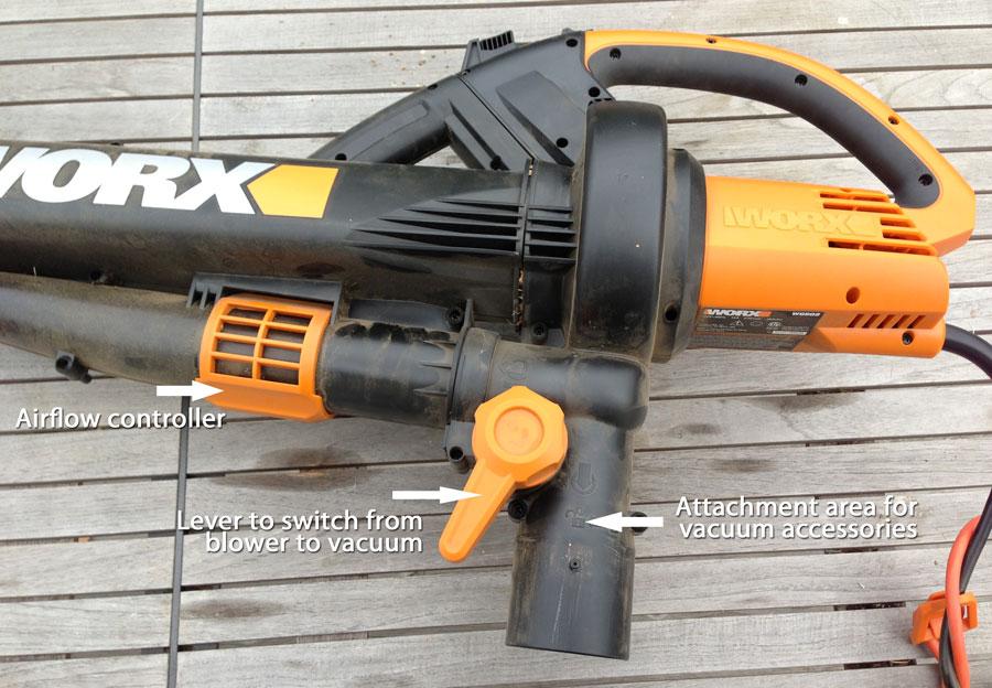 Worx Trivac 3 In 1 Leaf Blower Mulcher Vacuum Review