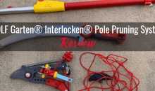 WOLF-Garten® Interlocken® Pole Pruning System: Product Review