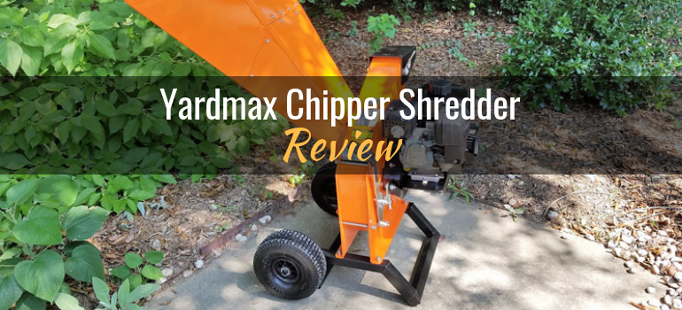 yardmax chipper shredder yw7565 product review