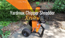 Yardmax Chipper Shredder (YW7565): Product Review
