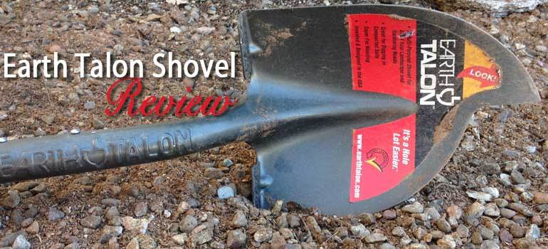 Earth Talon Shovel Review