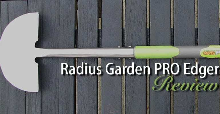 Radius Garden PRO Edger