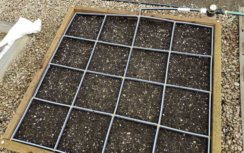 garden in minutes system fully asssembled
