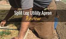 Split Leg Utility Apron from Gardener's Supply Company: Product Review