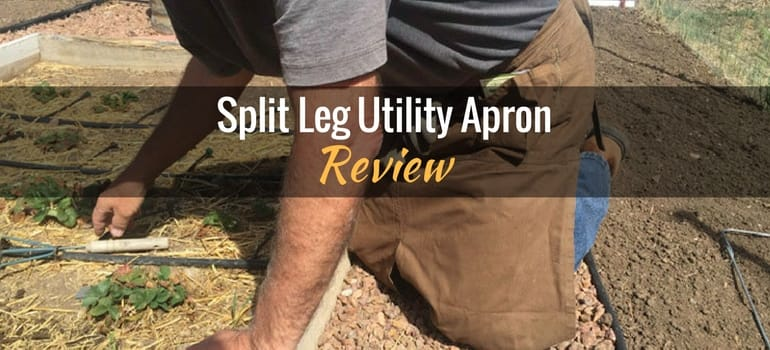 Split Leg Utility Apron From Gardeneru0027s Supply Company: Product Review