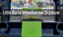 Original Little Burro Wheelbarrow Organizer: Product Review