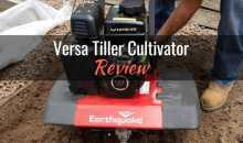Earthquake® Versa Tiller Cultivator: Product Review