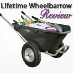 Lifetime Wheelbarrow Review