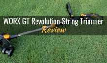 WORX GT Revolution 20V 12″ String Trimmer / Edger / Mini-Mower (WG170): Product Review