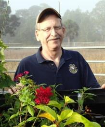 Master Gardener Charlie Reynolds