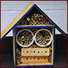 Cute pollinator hotel