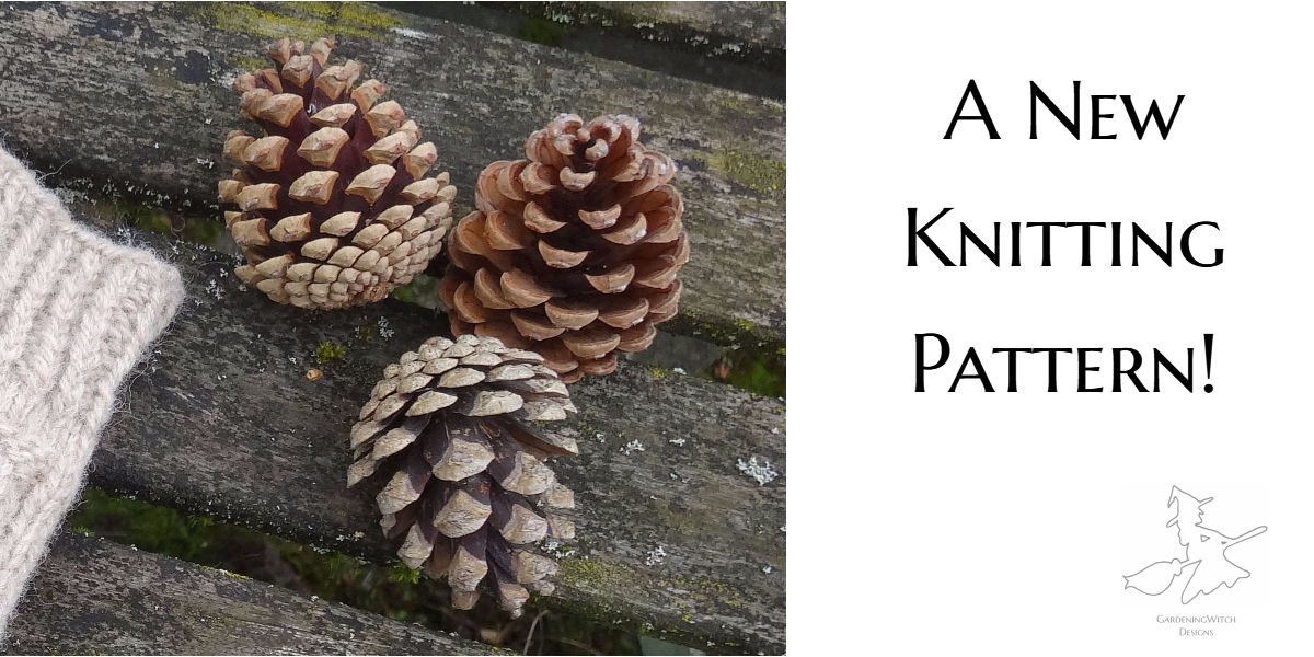 A New Knitting Pattern from GardeningWitch Designs