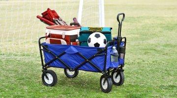 mac sports folding wagon reviews